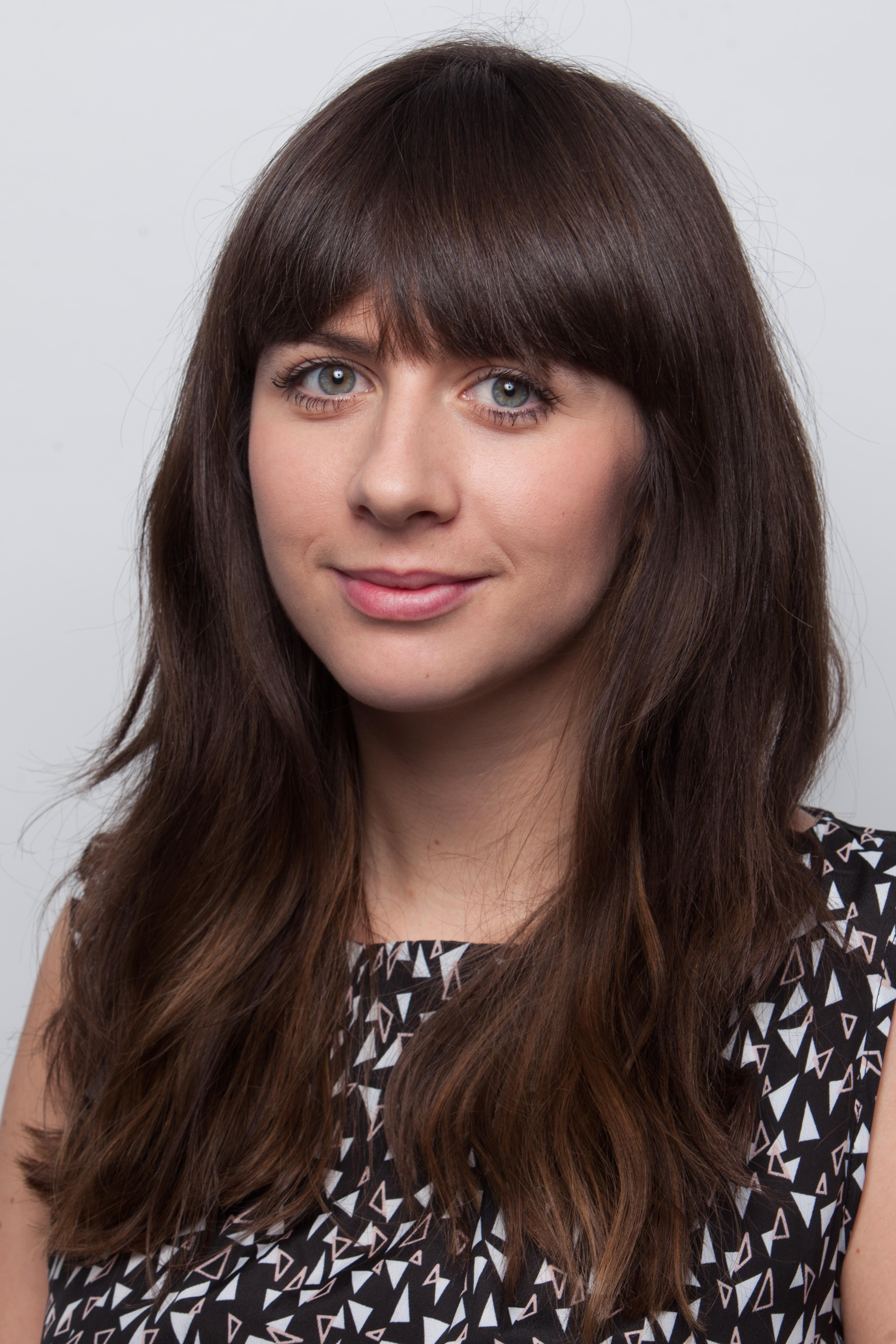 Rebecca Tomlinson, Editorial Assistant