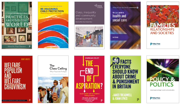 selected titles from Policy Press