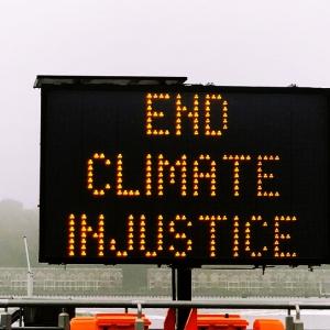 Sign saying '