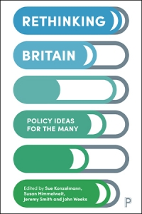 Rethinking Britain book cover