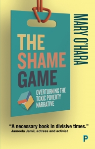 Cover of 'The Shame Game'