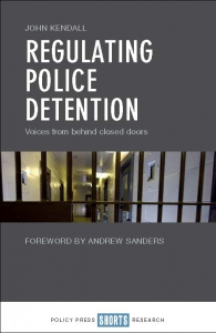 Cover of 'Regulating Police Detention'