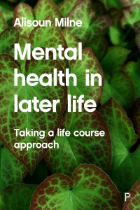 Cover of 'Mental Health in Later Life'