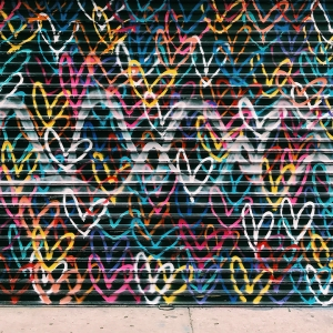 'Lovewall' by John Tyson on Unsplash