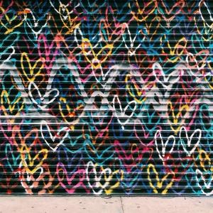 'Lovewall' by John Tyson on Unsplash