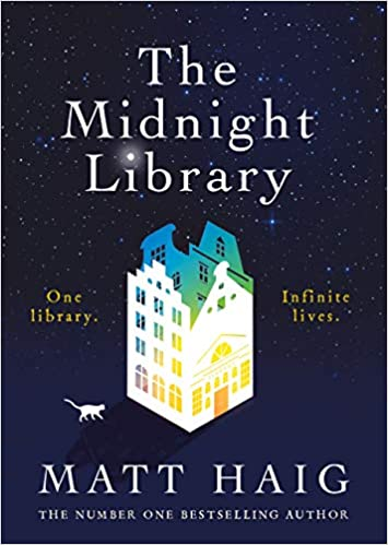 Cover of 'The Midnight Library'