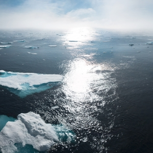 Melted Icebergs